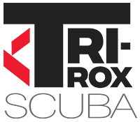 Tri-Trox Scuba Logo